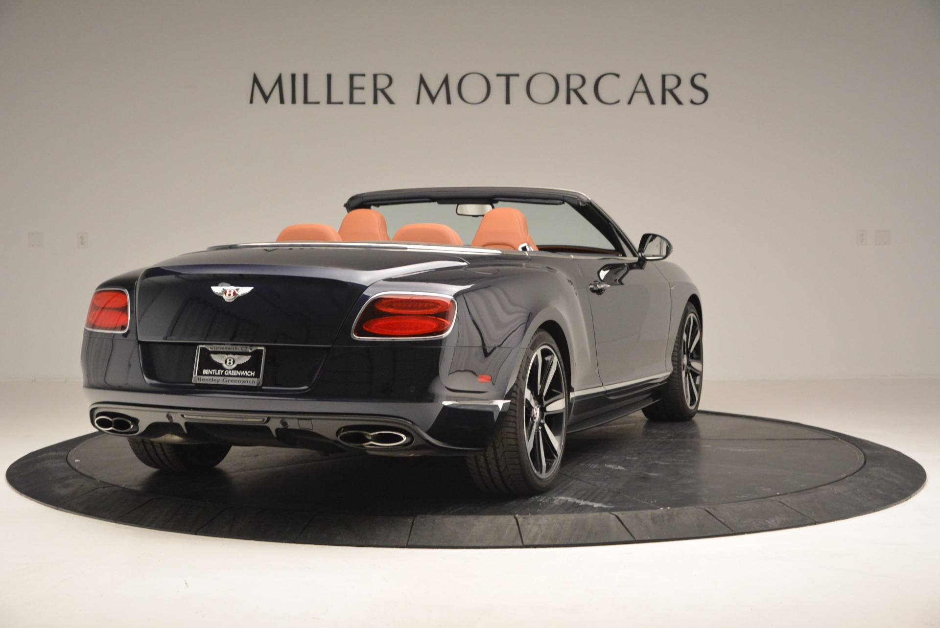 Used 2015 Bentley Continental GT V8 S For Sale In Westport, CT 807_p7