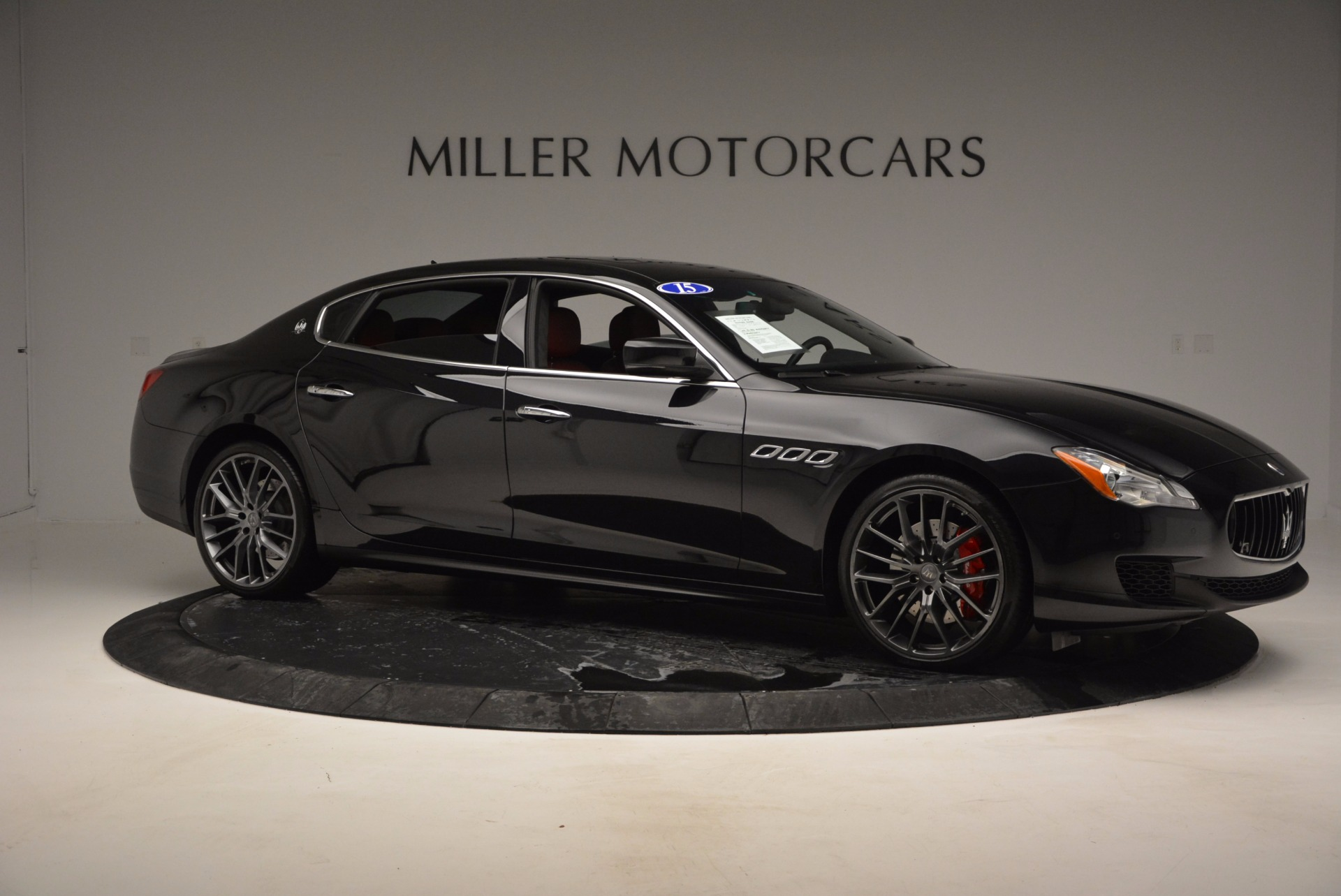 Used 2015 Maserati Quattroporte S Q4 For Sale In Westport, CT 809_p10