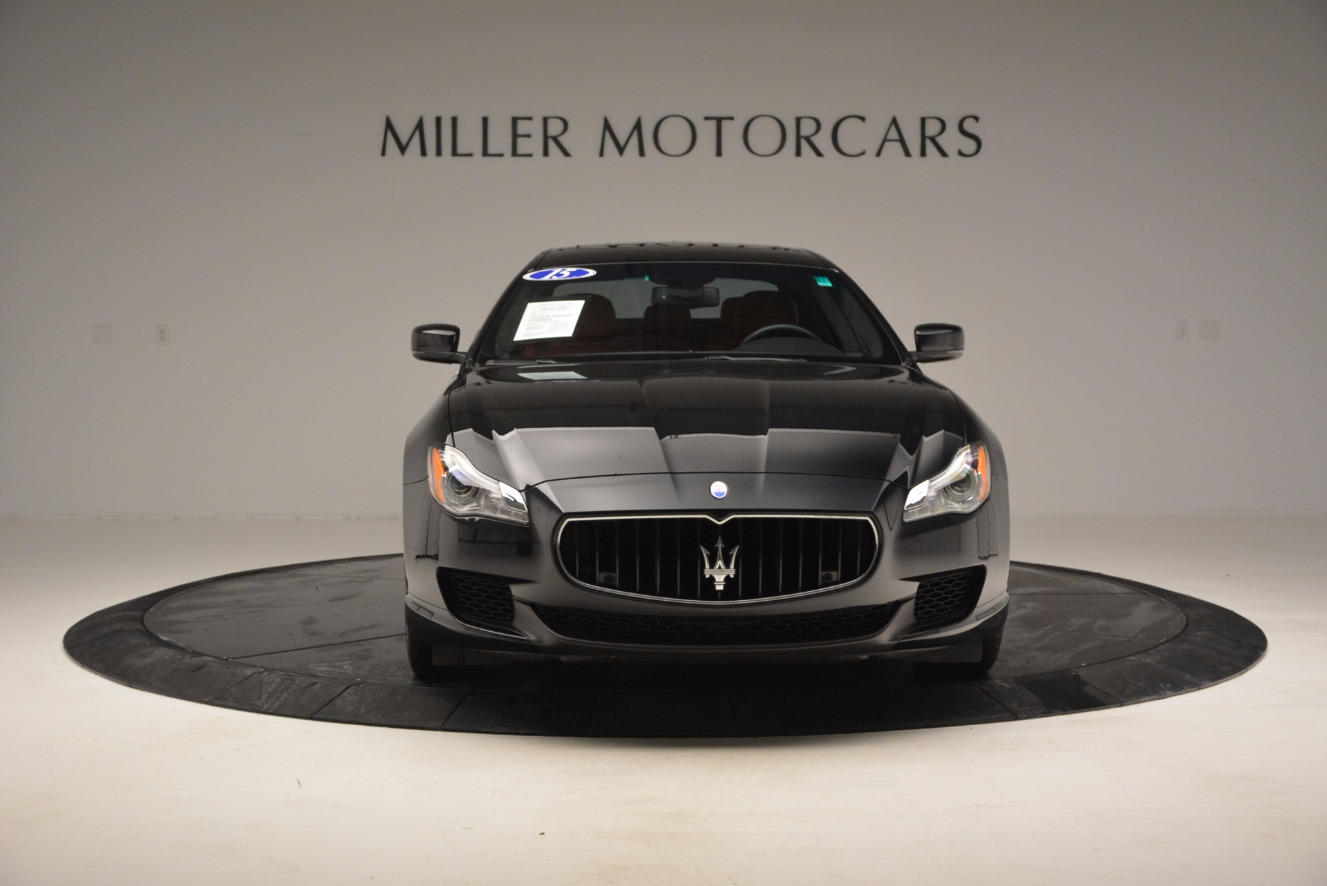 Used 2015 Maserati Quattroporte S Q4 For Sale In Westport, CT 809_p12