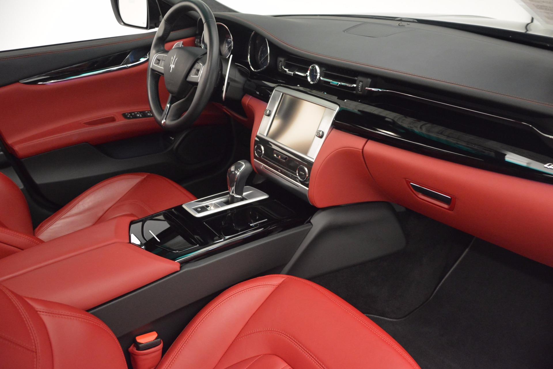 Used 2015 Maserati Quattroporte S Q4 For Sale In Westport, CT 809_p20