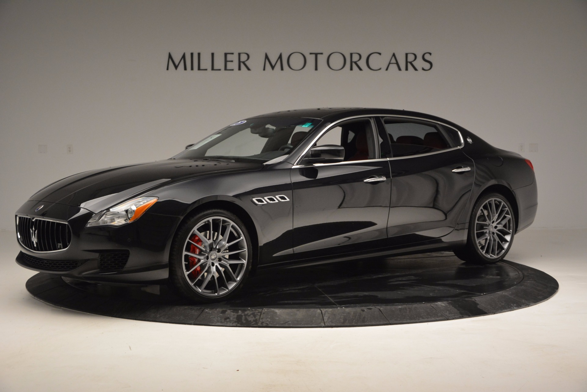 Used 2015 Maserati Quattroporte S Q4 For Sale In Westport, CT 809_p2