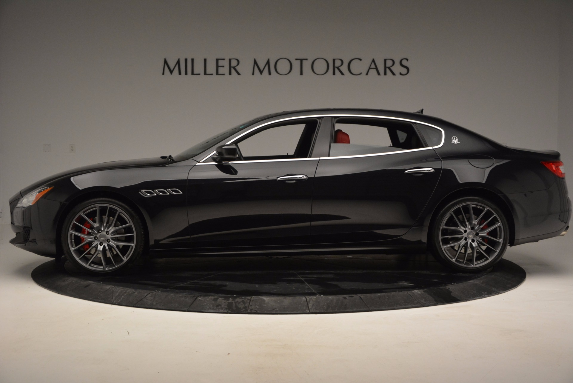 Used 2015 Maserati Quattroporte S Q4 For Sale In Westport, CT 809_p3