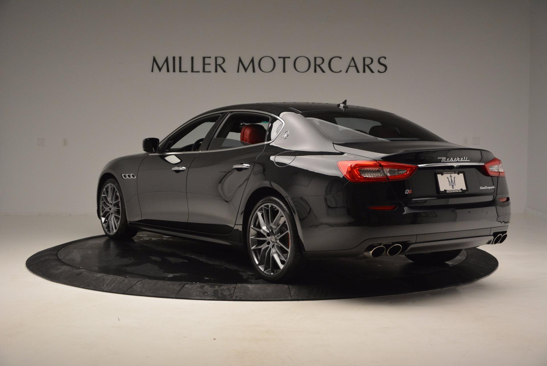 Used 2015 Maserati Quattroporte S Q4 For Sale In Westport, CT 809_p5