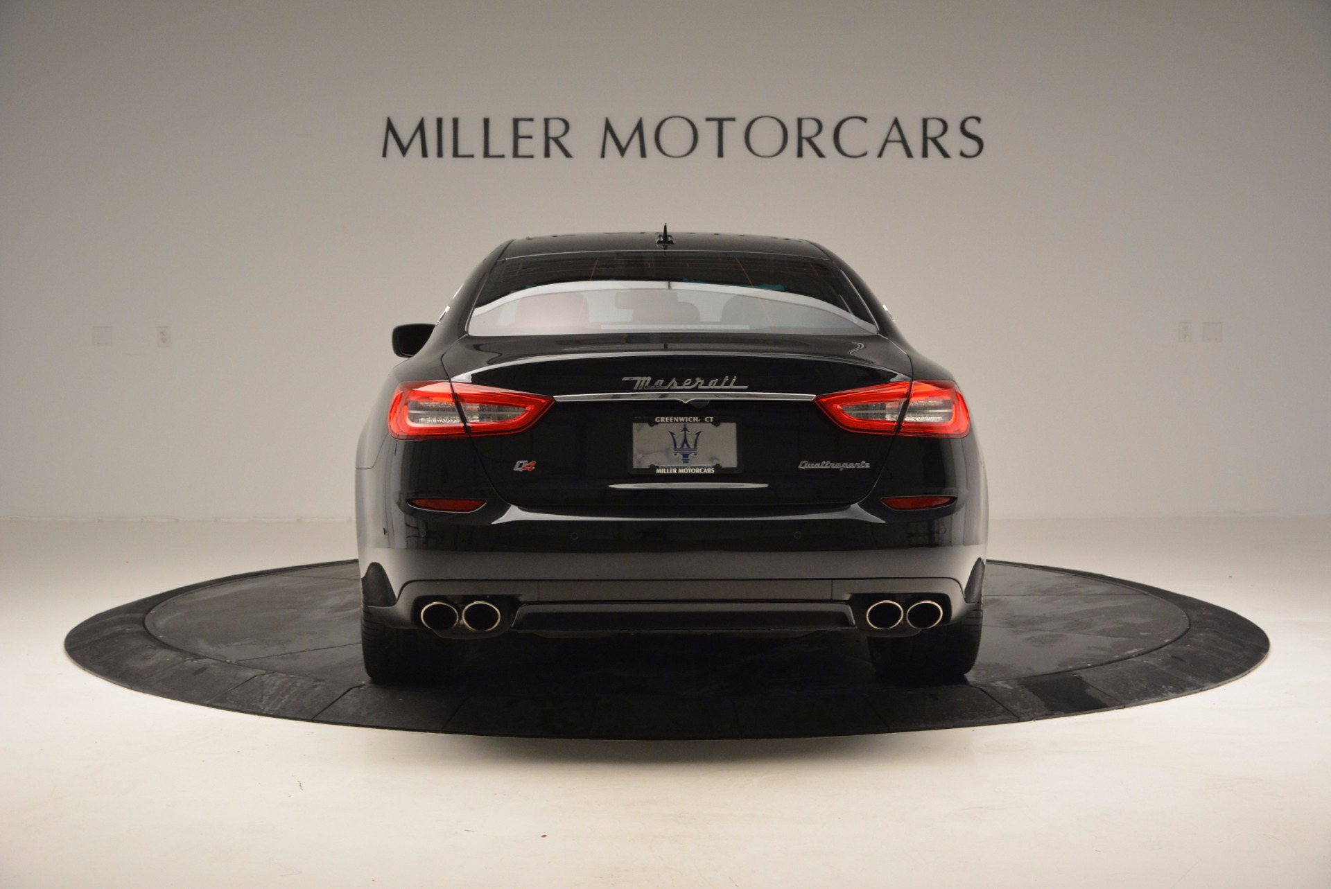 Used 2015 Maserati Quattroporte S Q4 For Sale In Westport, CT 809_p6