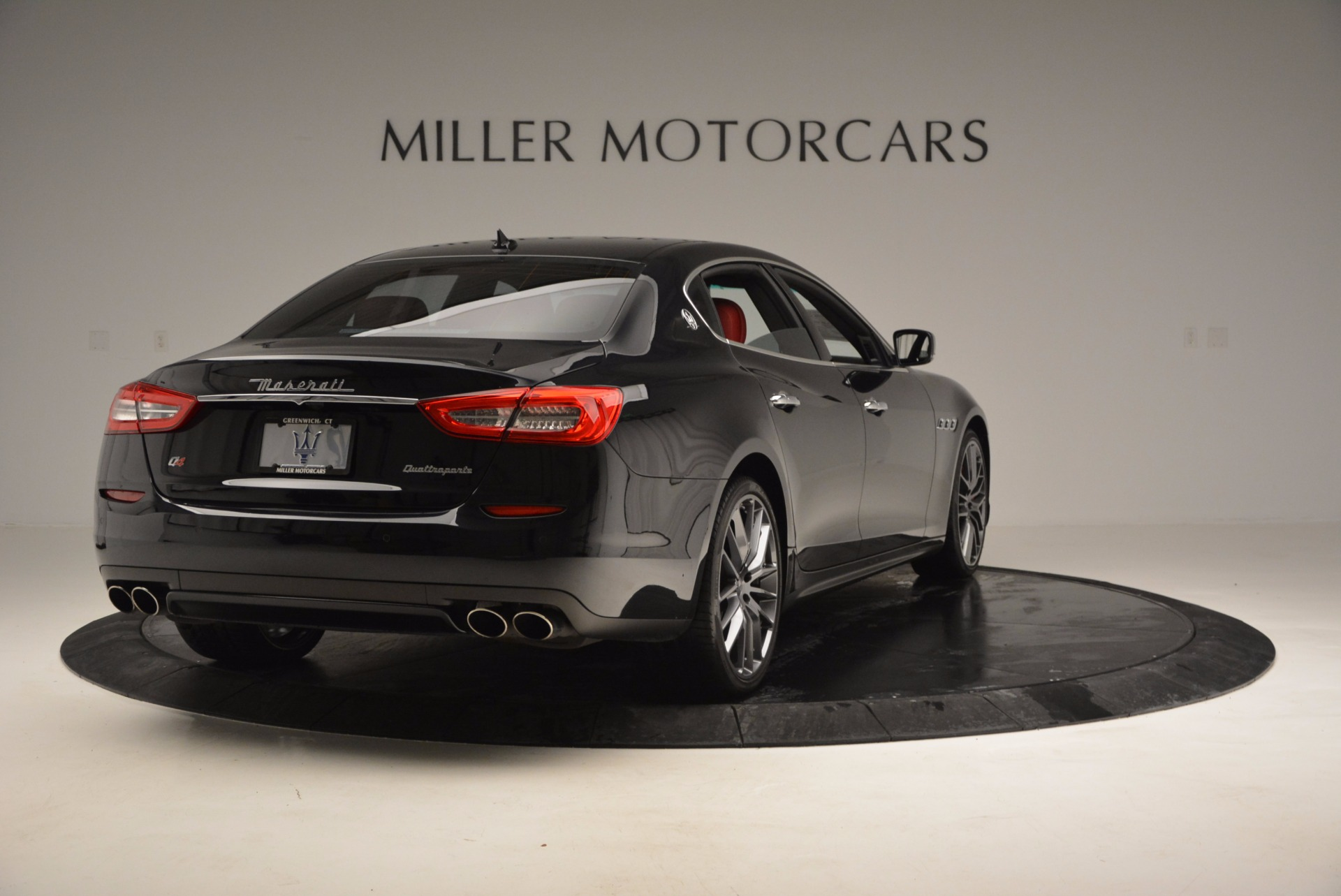 Used 2015 Maserati Quattroporte S Q4 For Sale In Westport, CT 809_p7
