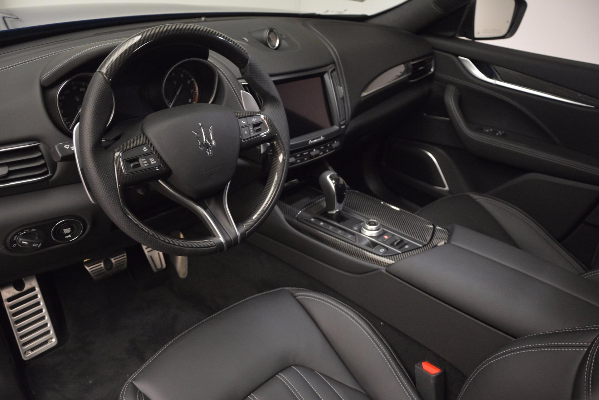 New 2017 Maserati Levante S Q4 For Sale In Westport, CT 811_p13