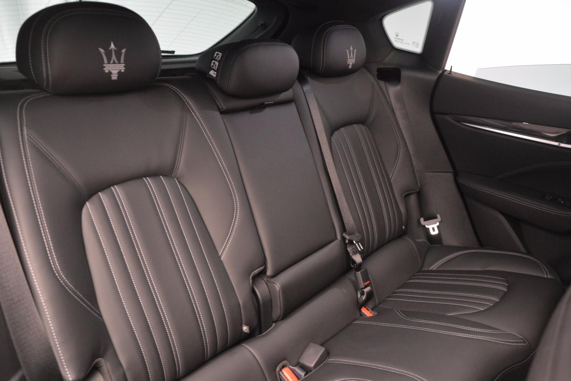 New 2017 Maserati Levante S Q4 For Sale In Westport, CT 811_p23