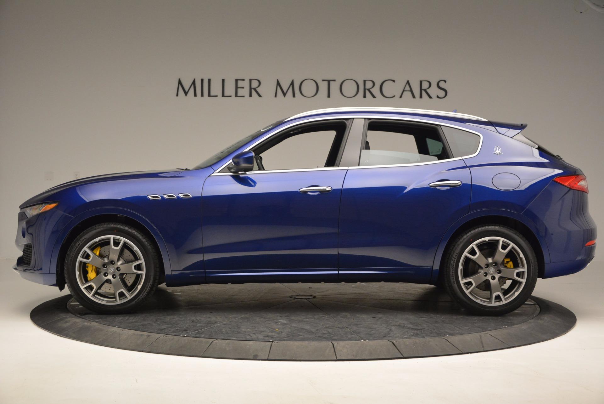 New 2017 Maserati Levante S Q4 For Sale In Westport, CT 811_p3