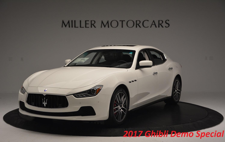 Used 2017 Maserati Ghibli S Q4 For Sale In Westport, CT 813_p2
