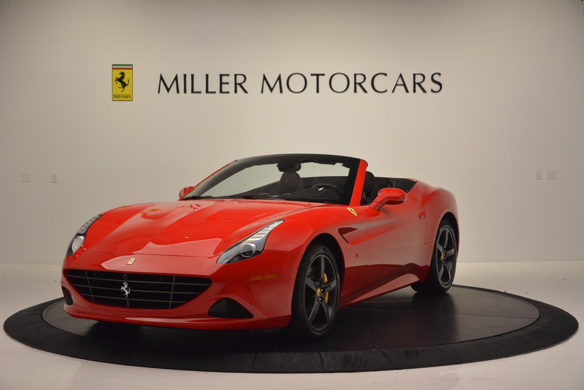 Used 2016 Ferrari California T Handling Speciale For Sale In Westport, CT 818_main