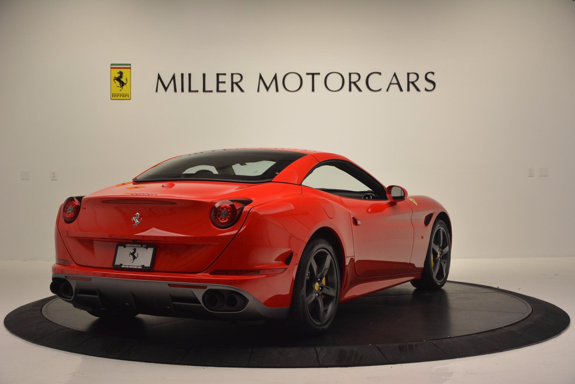 Used 2016 Ferrari California T Handling Speciale For Sale In Westport, CT 818_p19