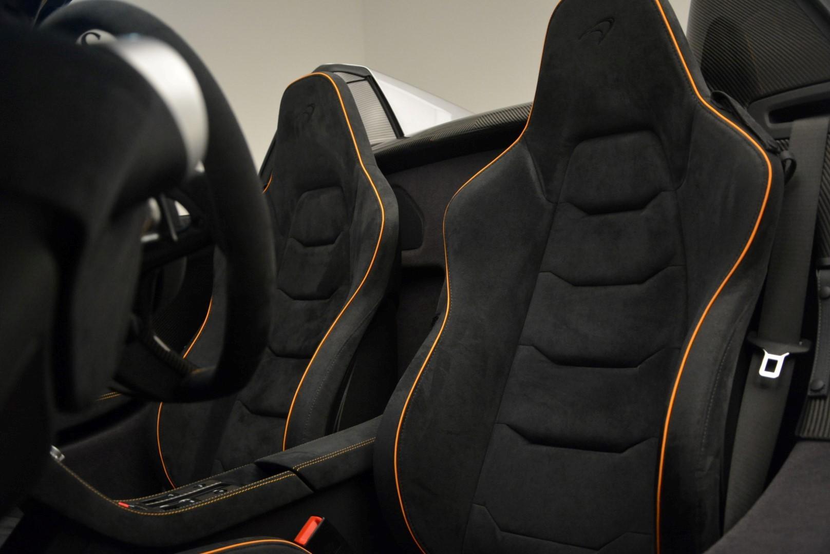 Used 2016 McLaren 650S Convertible For Sale In Westport, CT 82_p24