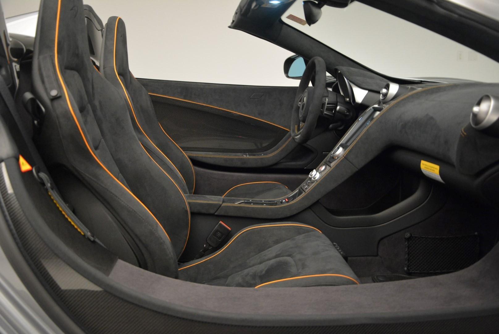 Used 2016 McLaren 650S Convertible For Sale In Westport, CT 82_p27