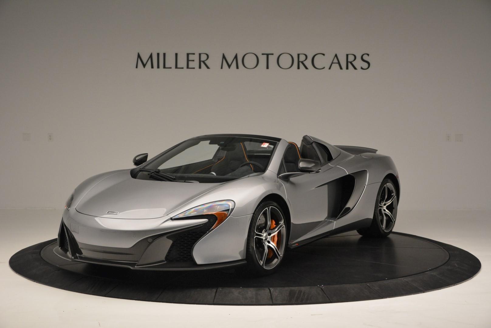 Used 2016 McLaren 650S Convertible For Sale In Westport, CT 82_p2