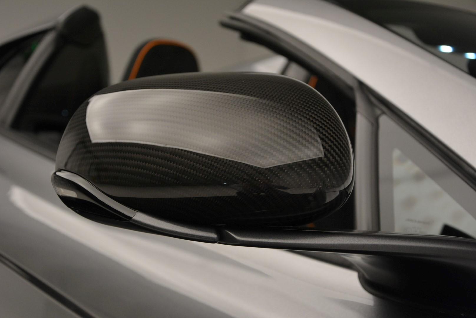 Used 2016 McLaren 650S Convertible For Sale In Westport, CT 82_p30