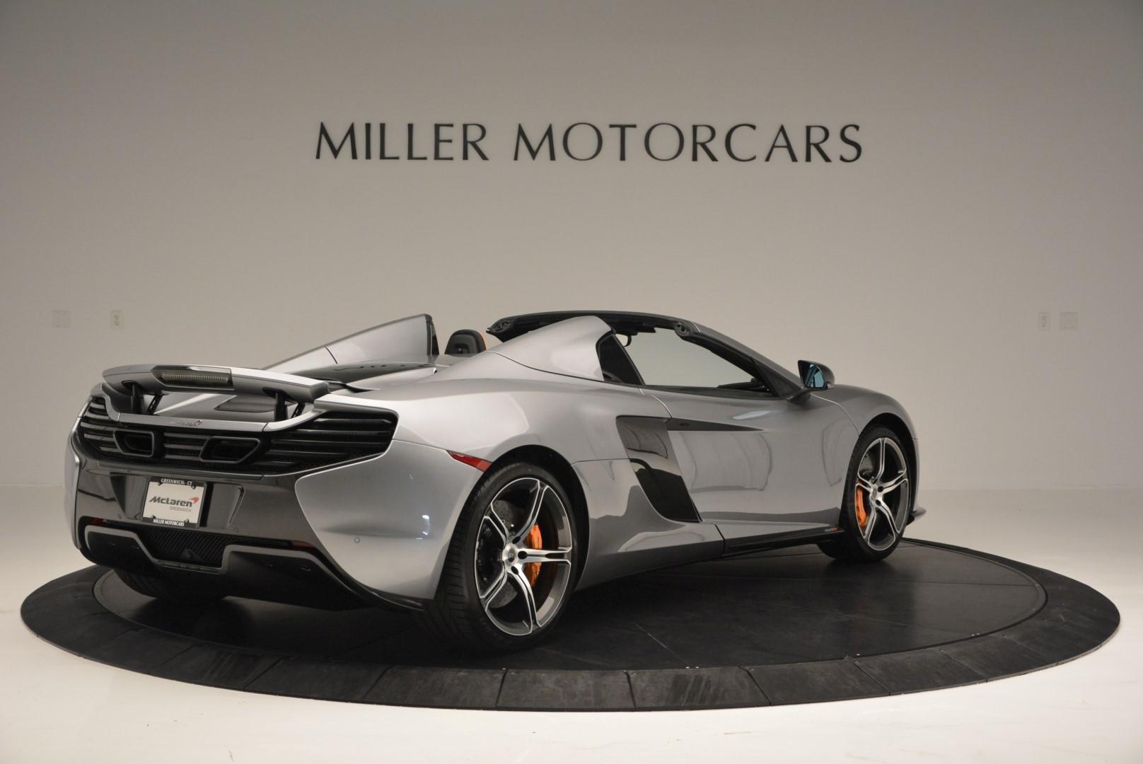Used 2016 McLaren 650S Convertible For Sale In Westport, CT 82_p7
