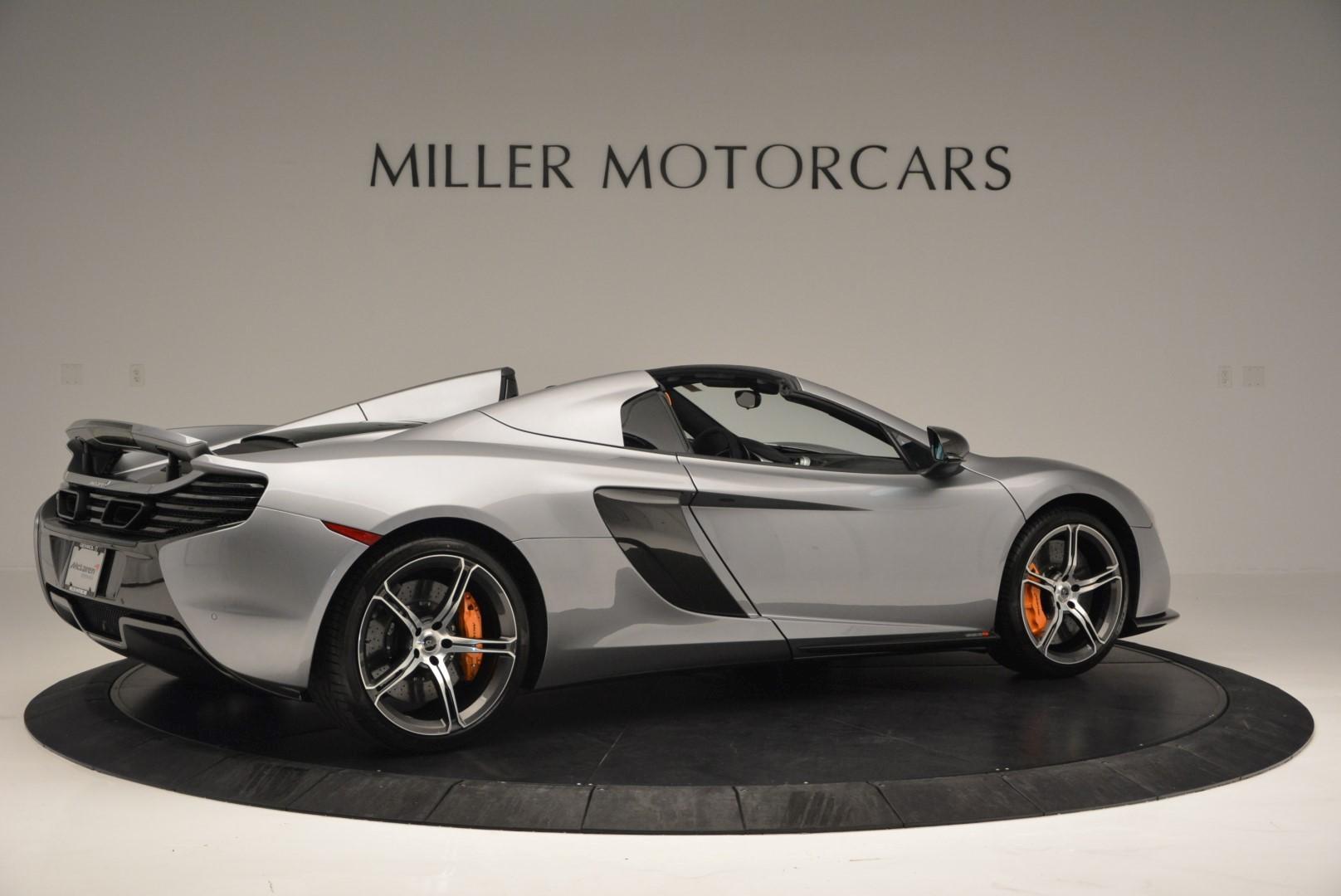 Used 2016 McLaren 650S Convertible For Sale In Westport, CT 82_p8