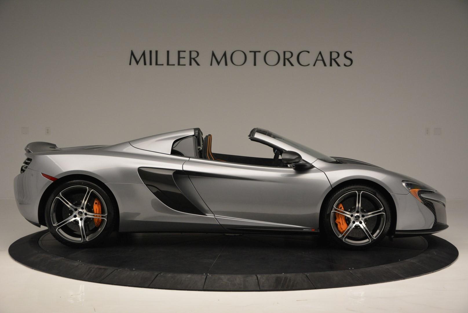 Used 2016 McLaren 650S Convertible For Sale In Westport, CT 82_p9