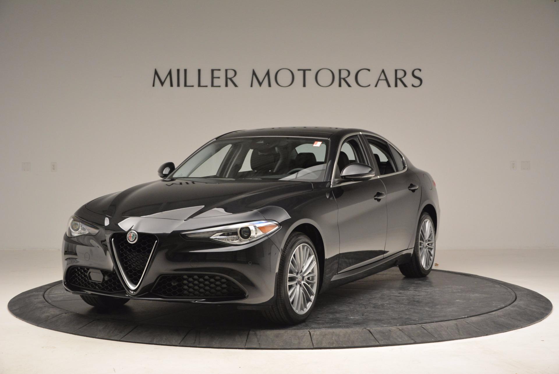 New 2017 Alfa Romeo Giulia Ti For Sale In Westport, CT 820_main