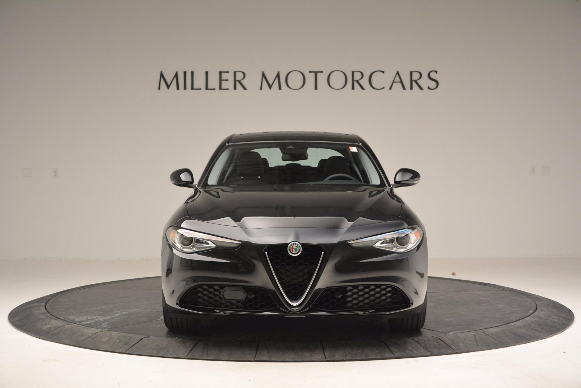 New 2017 Alfa Romeo Giulia Ti For Sale In Westport, CT 820_p13