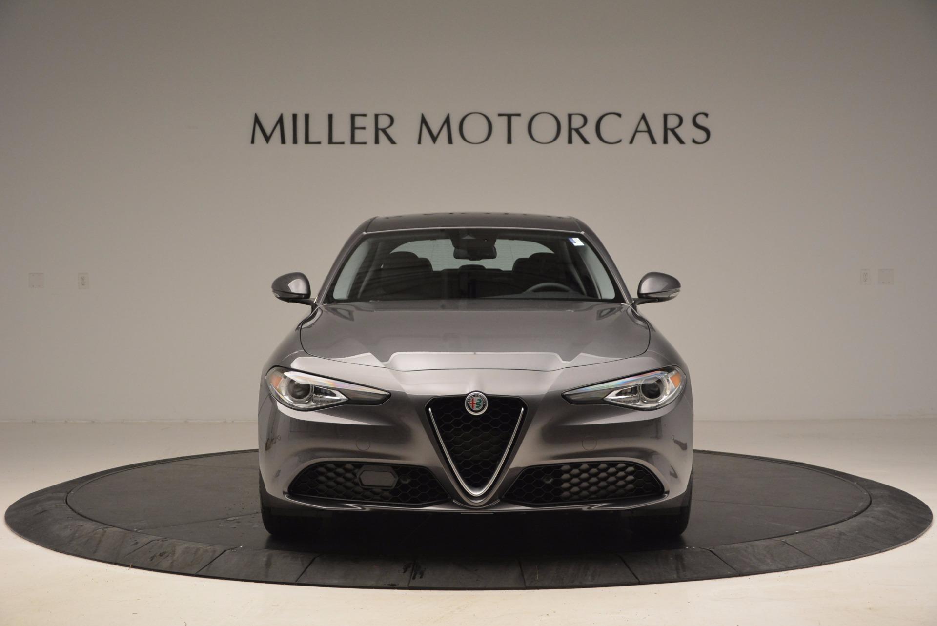 New 2017 Alfa Romeo Giulia Ti Q4 For Sale In Westport, CT 821_p12