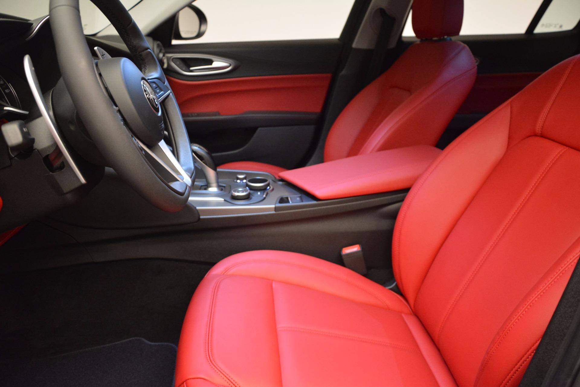 New 2017 Alfa Romeo Giulia Q4 For Sale In Westport, CT 825_p14