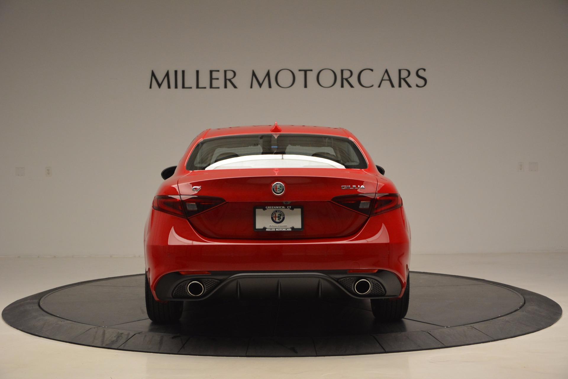 New 2017 Alfa Romeo Giulia  For Sale In Westport, CT 826_p6