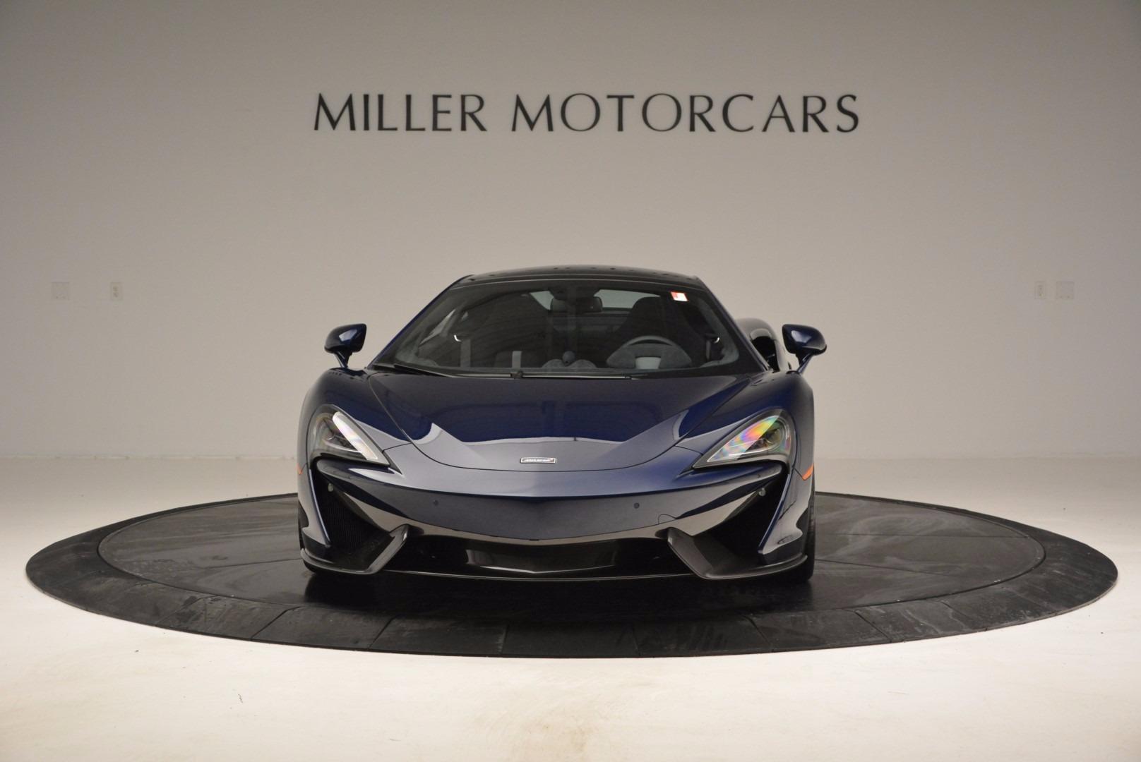 New 2017 McLaren 570GT  For Sale In Westport, CT 832_p12