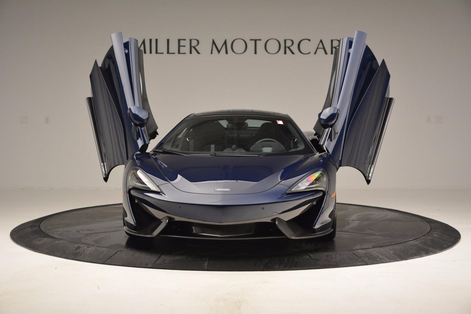 New 2017 McLaren 570GT  For Sale In Westport, CT 832_p13