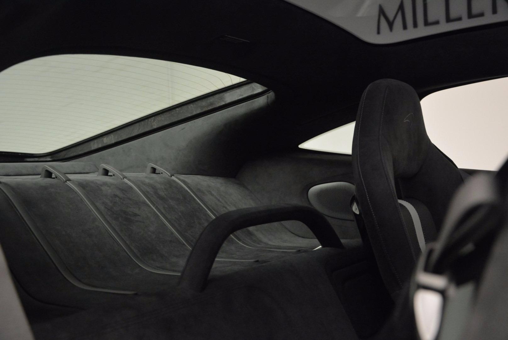 New 2017 McLaren 570GT  For Sale In Westport, CT 832_p22