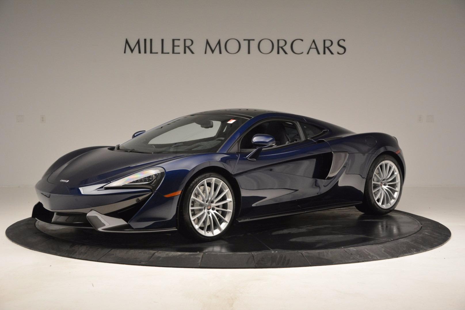 New 2017 McLaren 570GT  For Sale In Westport, CT 832_p2