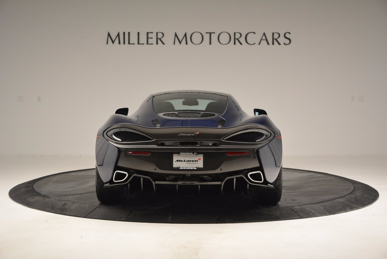 New 2017 McLaren 570GT  For Sale In Westport, CT 832_p6