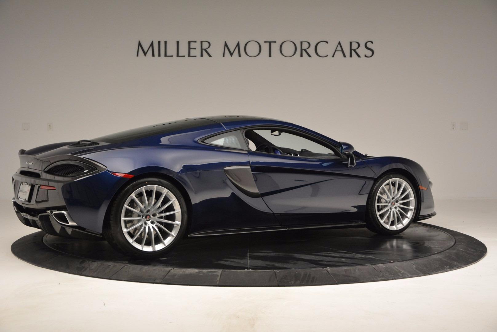 New 2017 McLaren 570GT  For Sale In Westport, CT 832_p8