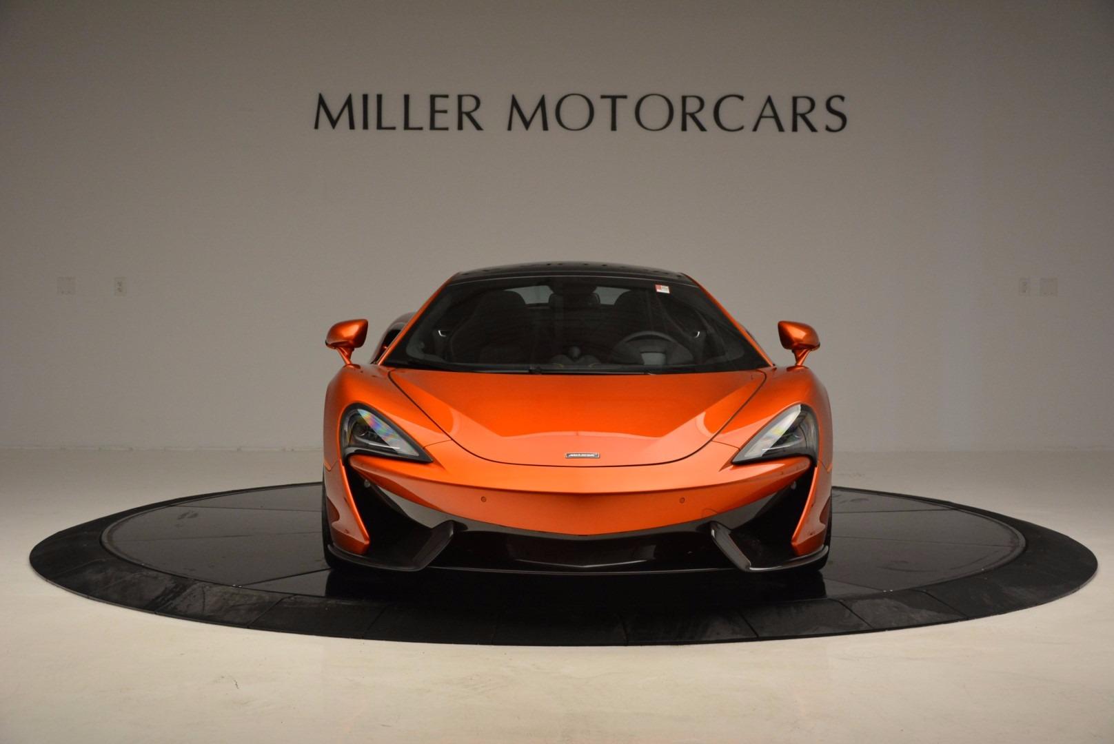 New 2017 McLaren 570GT  For Sale In Westport, CT 833_p12