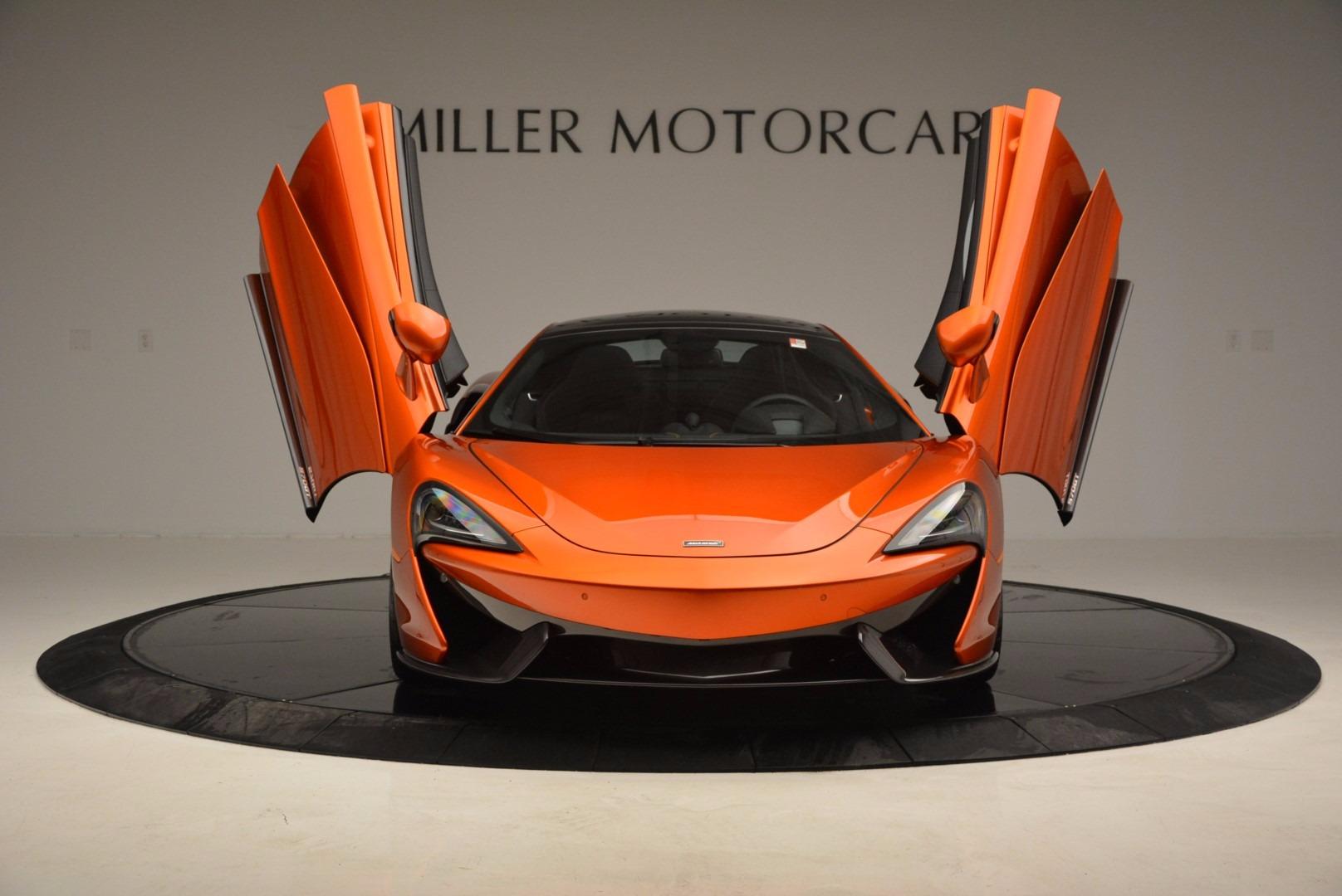 New 2017 McLaren 570GT  For Sale In Westport, CT 833_p13
