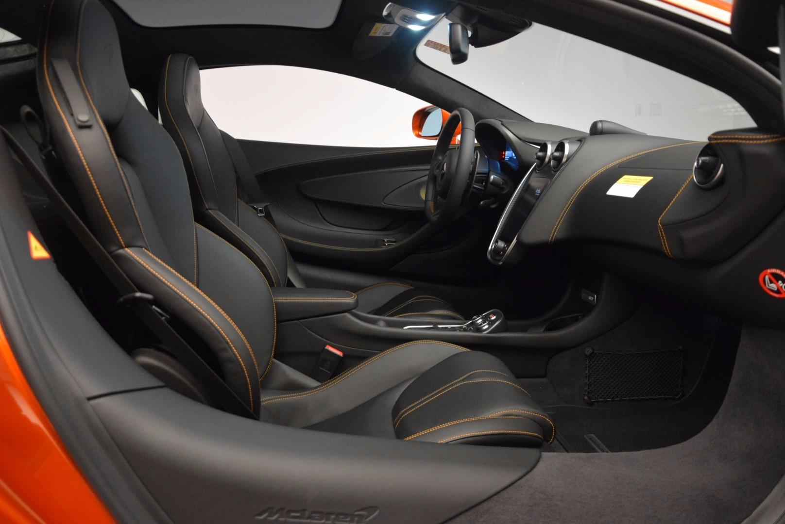 New 2017 McLaren 570GT  For Sale In Westport, CT 833_p18