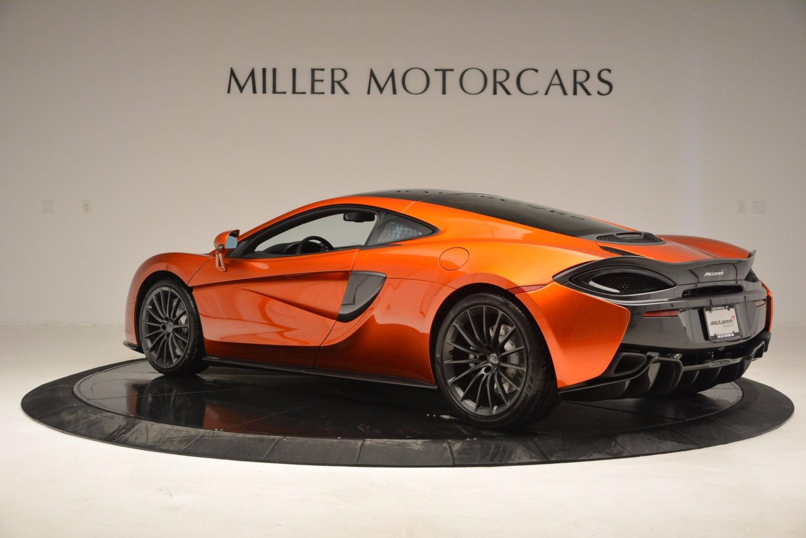 New 2017 McLaren 570GT  For Sale In Westport, CT 833_p4