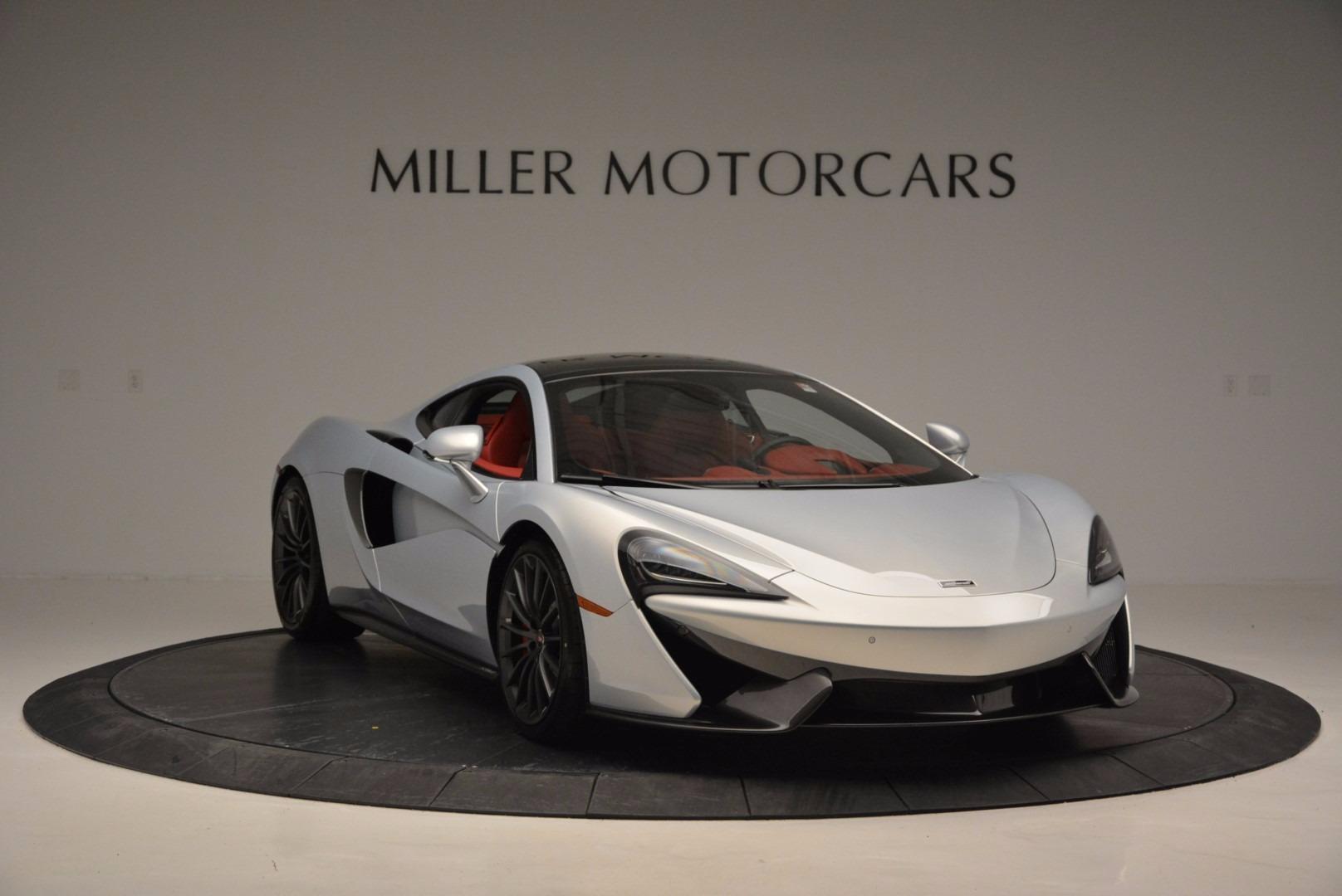 Used 2017 McLaren 570GT  For Sale In Westport, CT 834_p11