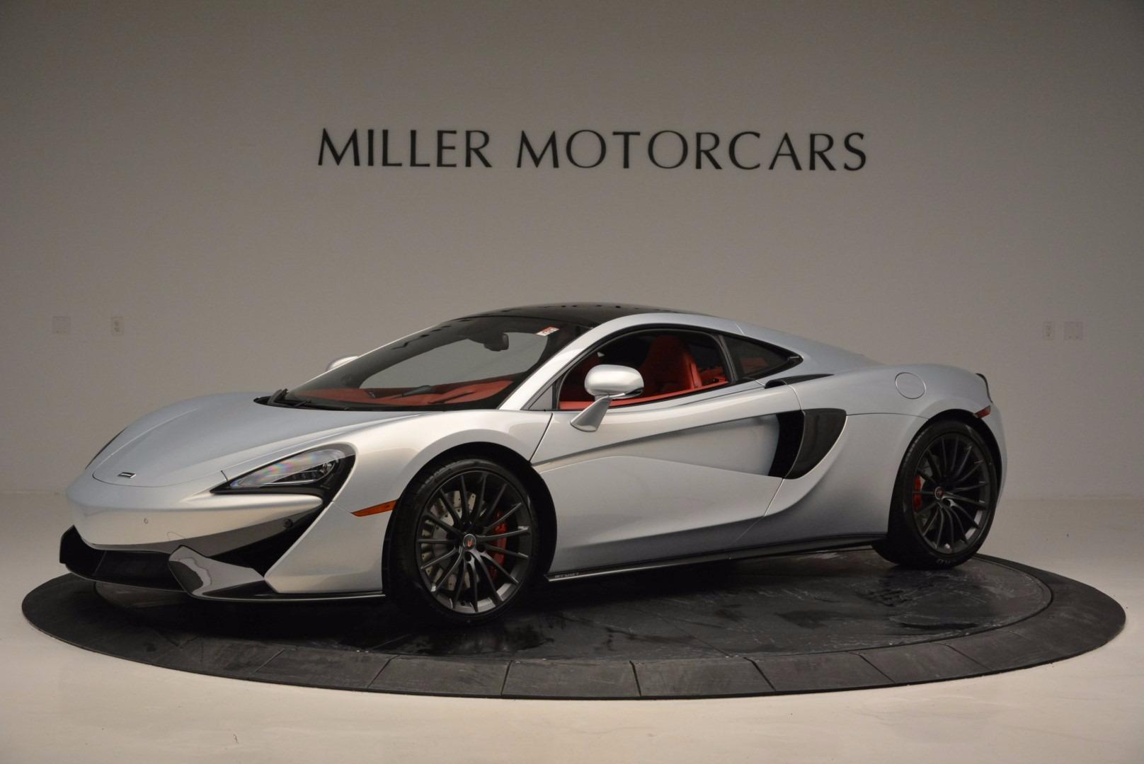 Used 2017 McLaren 570GT  For Sale In Westport, CT 834_p2