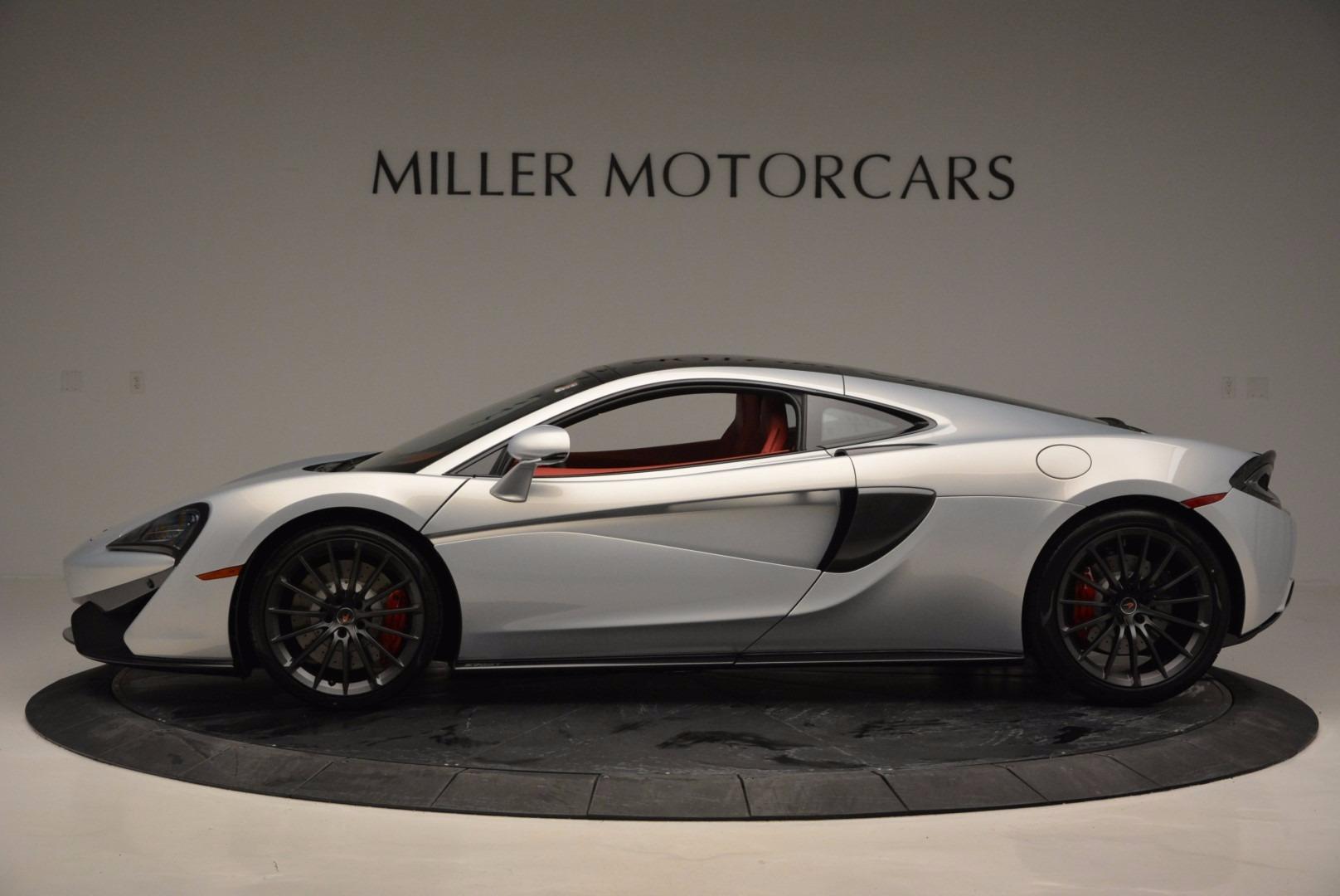 Used 2017 McLaren 570GT  For Sale In Westport, CT 834_p3