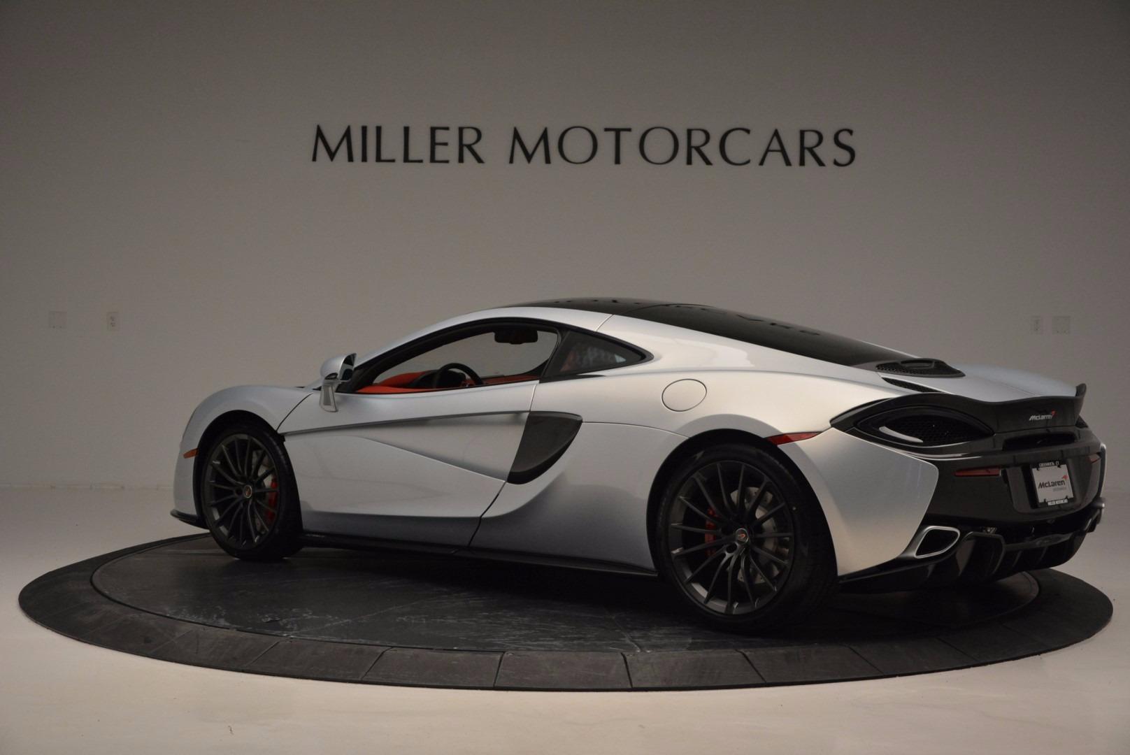 Used 2017 McLaren 570GT  For Sale In Westport, CT 834_p4