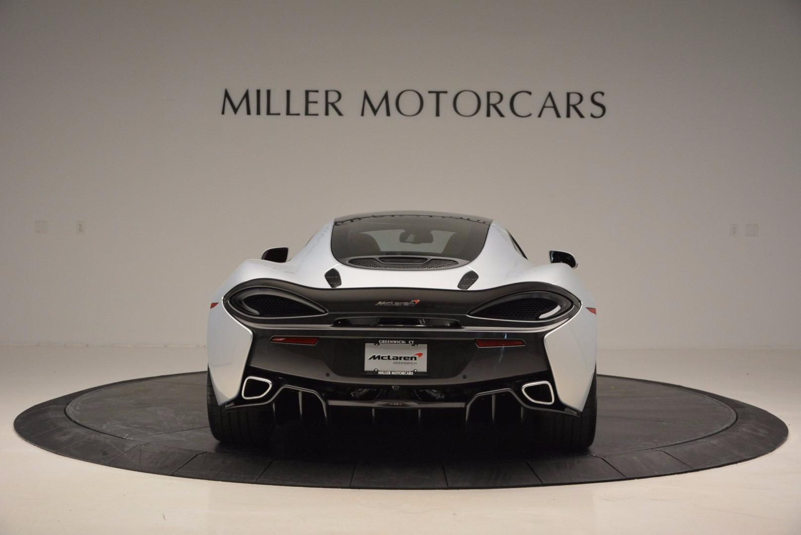 Used 2017 McLaren 570GT  For Sale In Westport, CT 834_p6