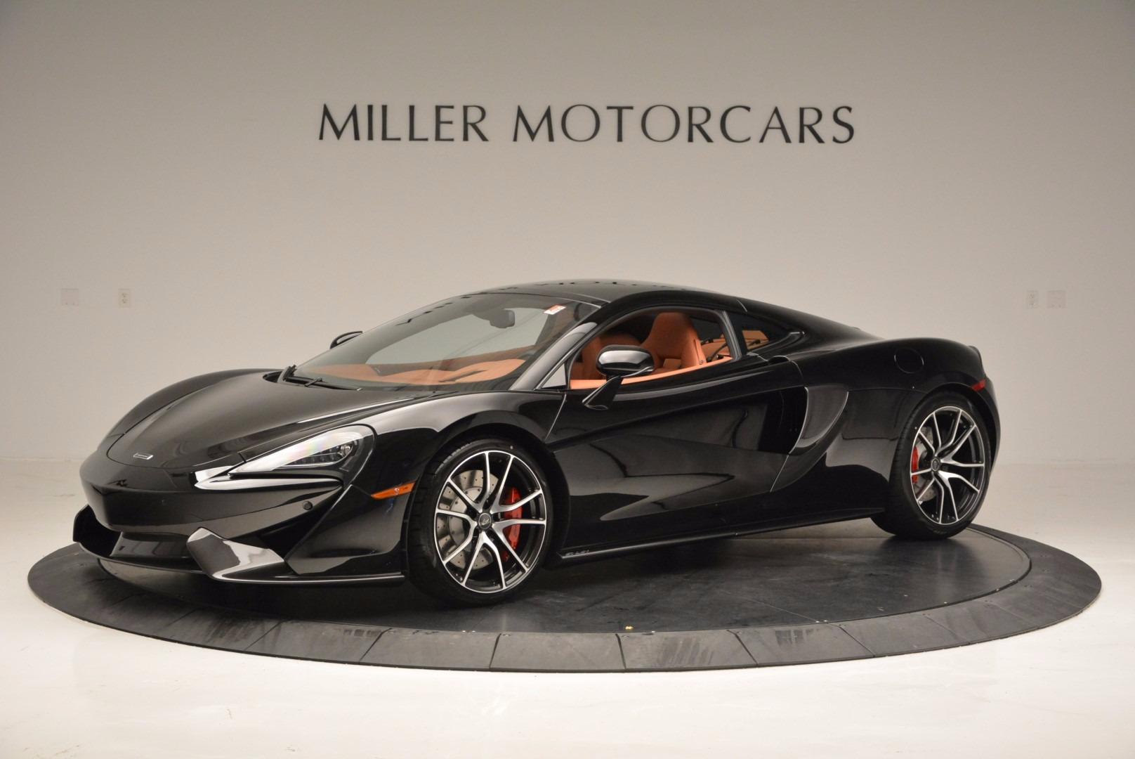 Used 2017 McLaren 570GT  For Sale In Westport, CT 836_p2