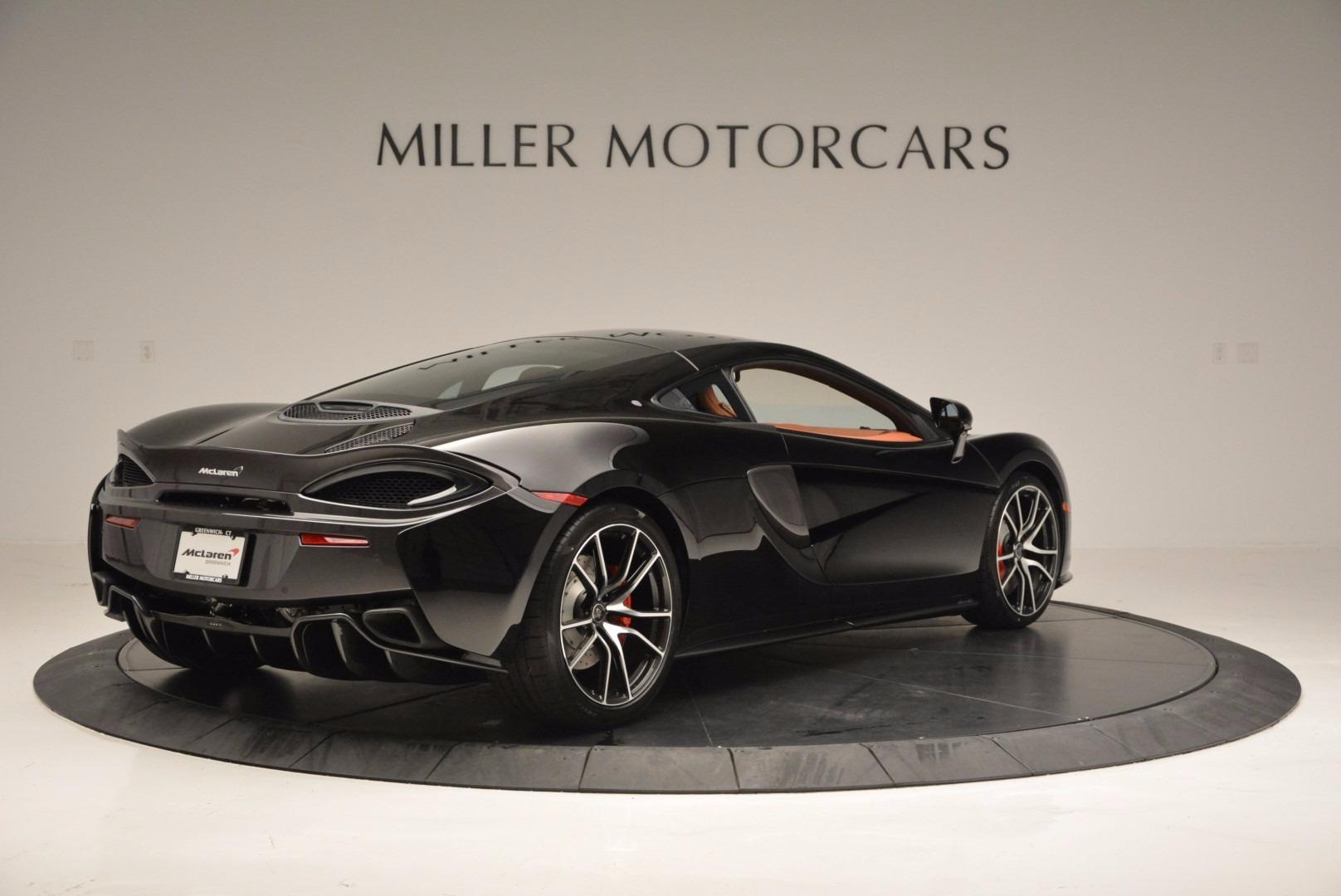 Used 2017 McLaren 570GT  For Sale In Westport, CT 836_p7