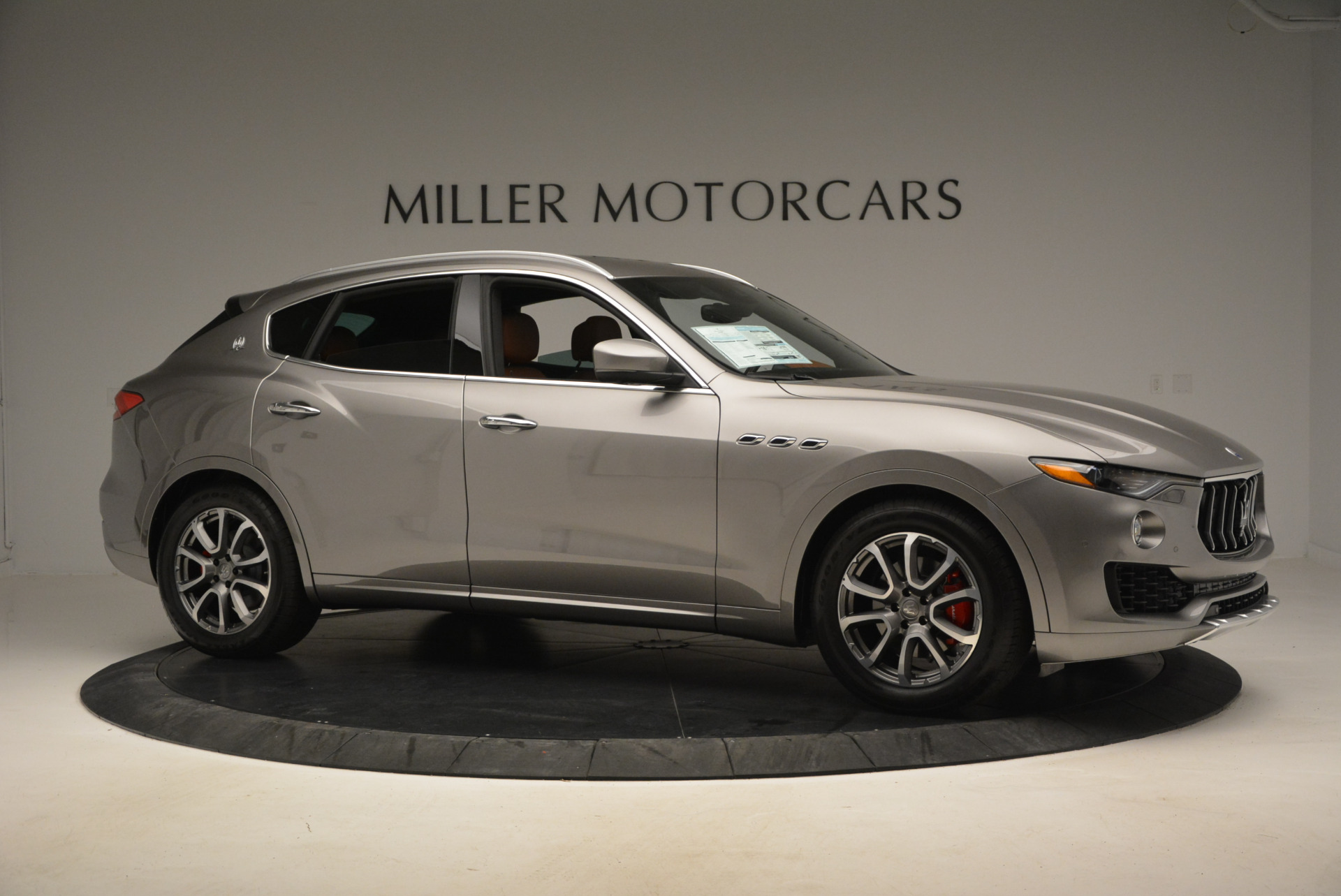 New 2017 Maserati Levante  For Sale In Westport, CT 839_p10