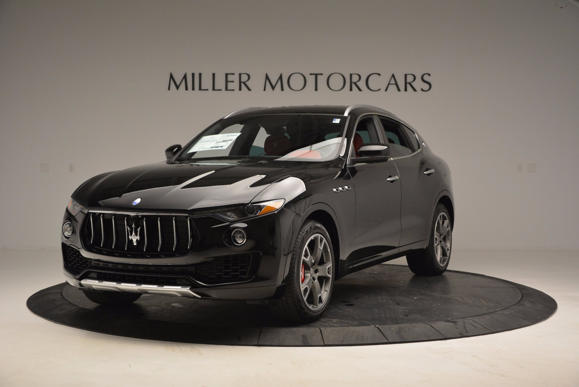 New 2017 Maserati Levante S Zegna Edition For Sale In Westport, CT 840_main