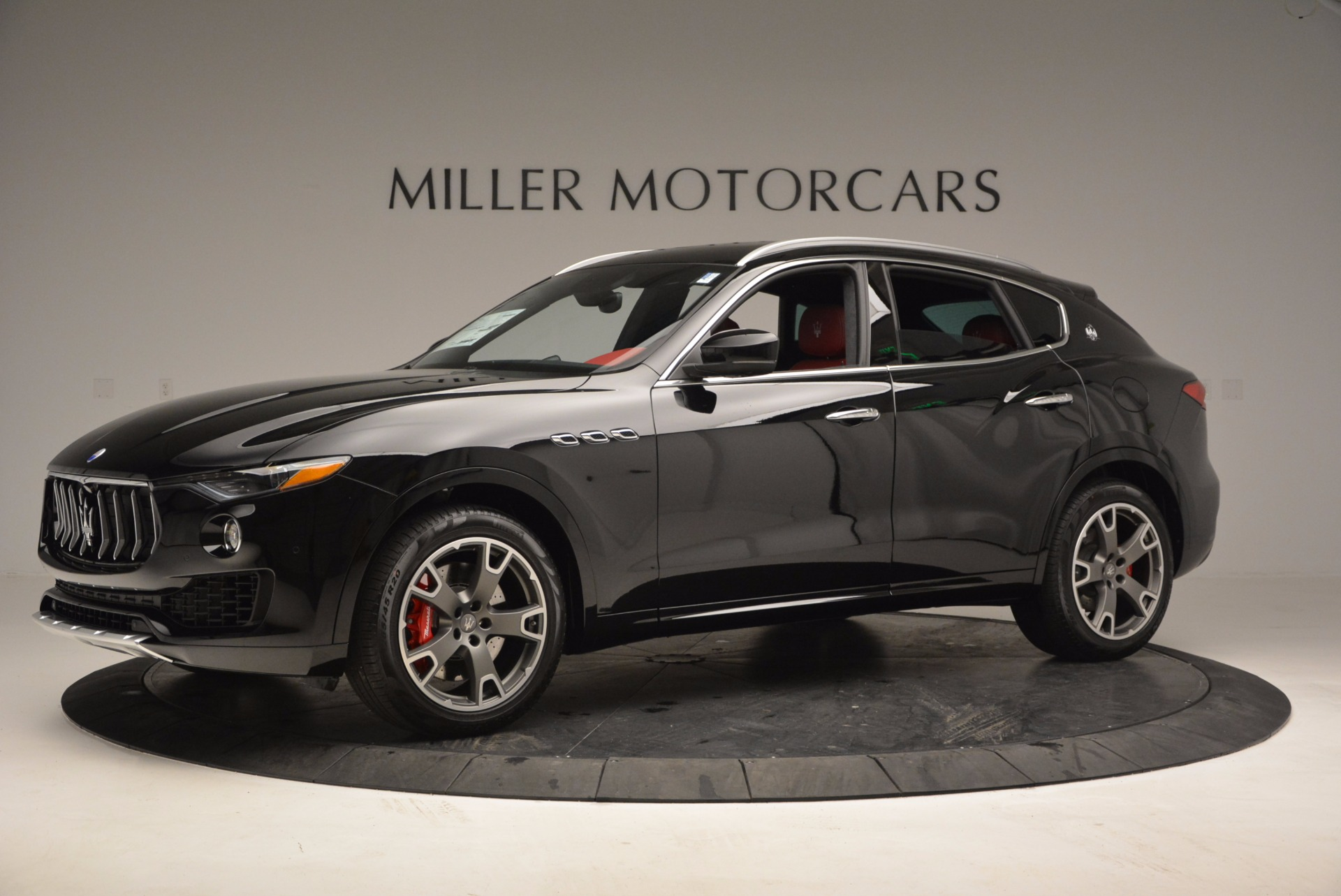 New 2017 Maserati Levante S Zegna Edition For Sale In Westport, CT 840_p2