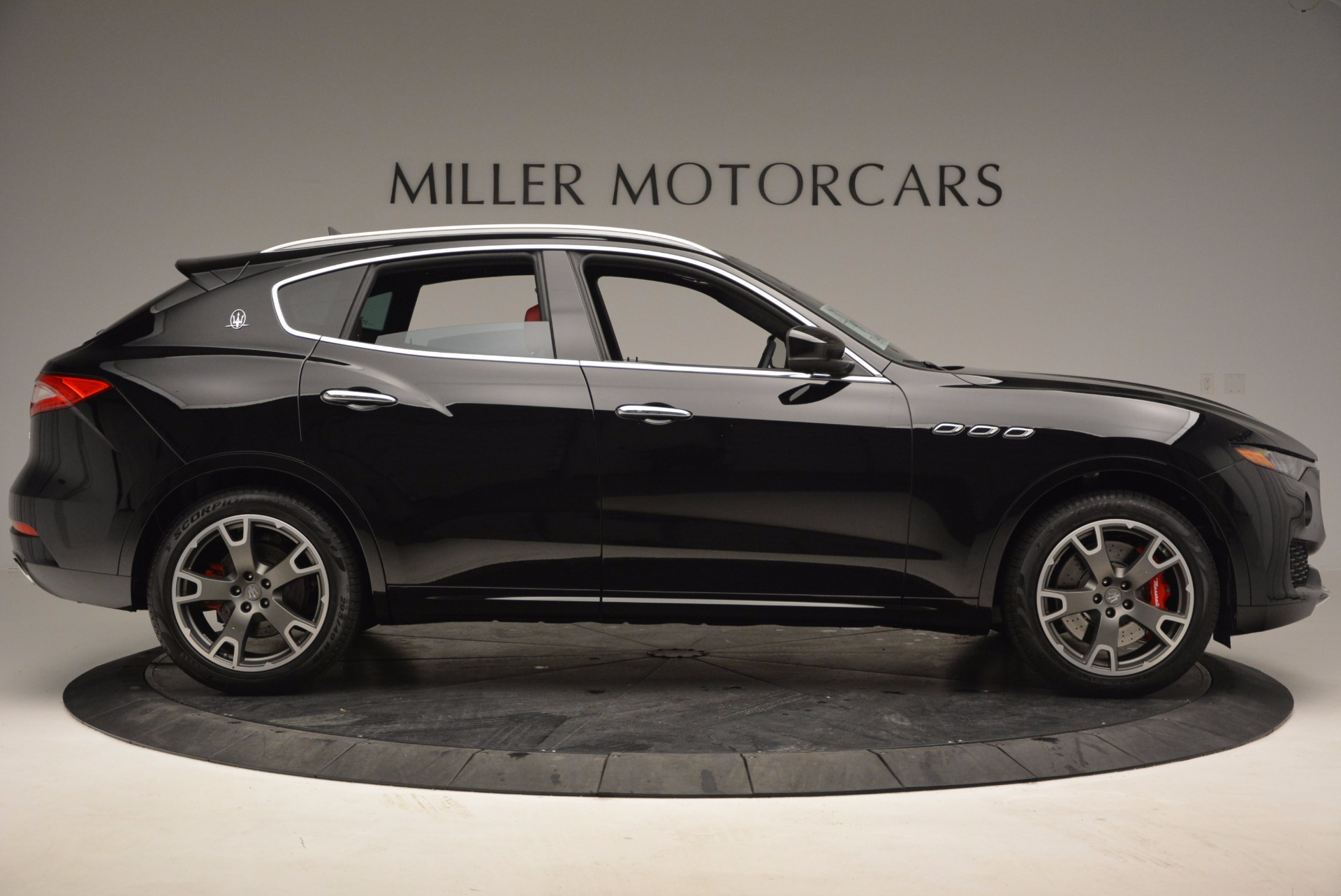 New 2017 Maserati Levante S Zegna Edition For Sale In Westport, CT 840_p9