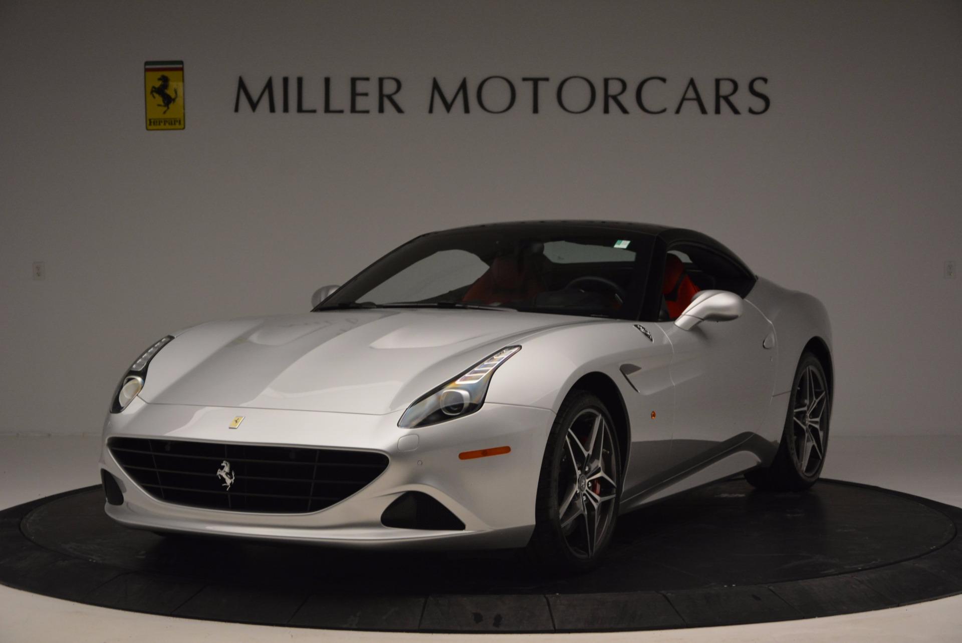 Used 2016 Ferrari California T  For Sale In Westport, CT 841_main