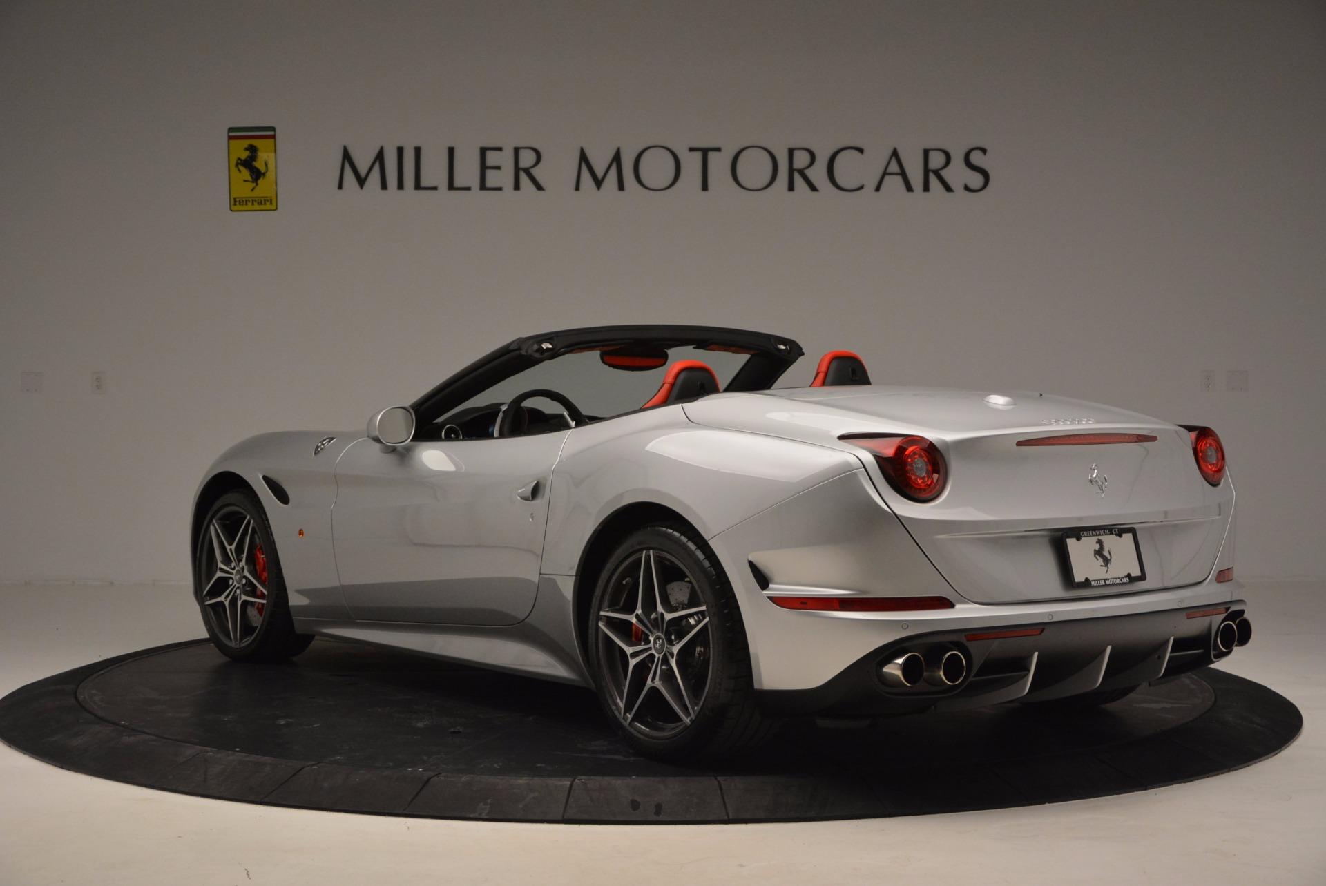 Used 2016 Ferrari California T  For Sale In Westport, CT 841_p14
